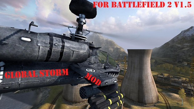 Global Storm mod v0.4 [OLD]