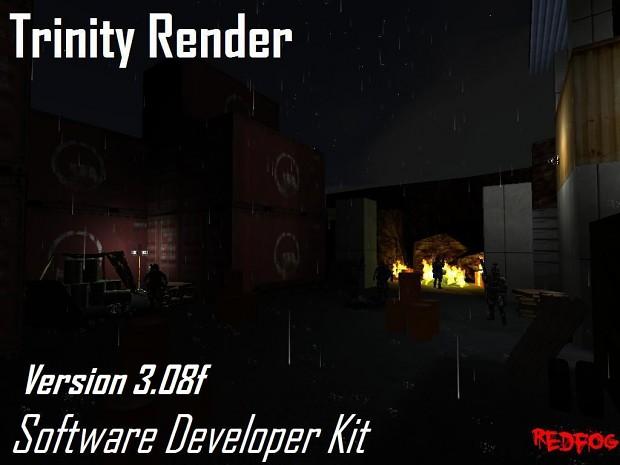 Trinity Render original SDK V3.08f