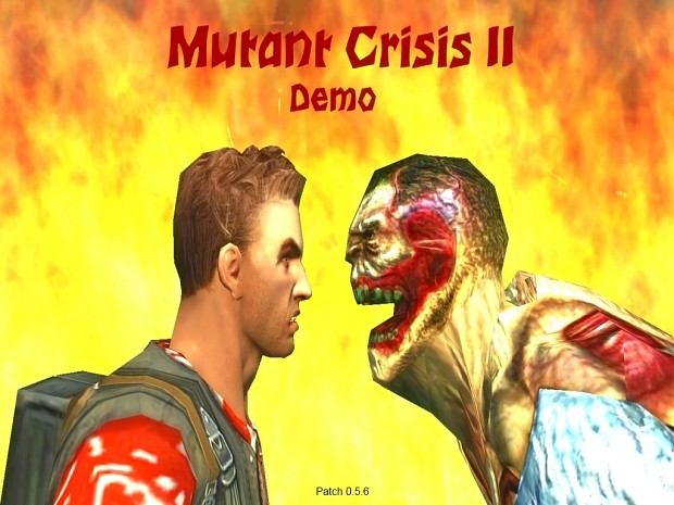 Mutant Crisis II Demo Patch