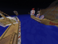 Minecraft Map: Pirate Ship Battle