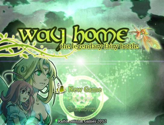 Way Home ~ the legendary fairy bottle 1.2