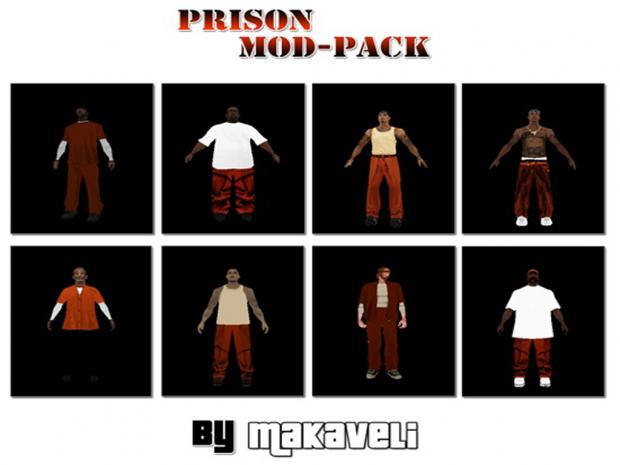 Prison Pack V2