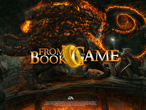 From Book to Game - Teaser