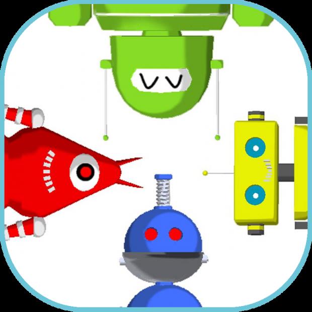 Robot Misfits Mac Version
