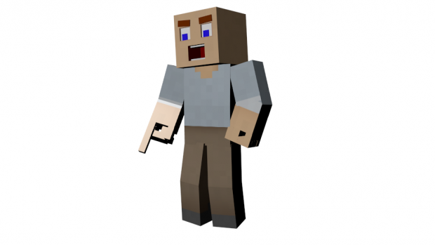 Blender Minecraft Animation Pack