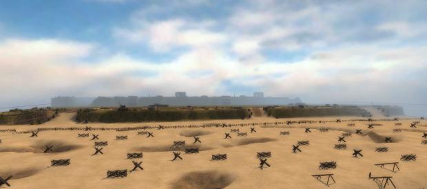 Waterfront Beach Invasion