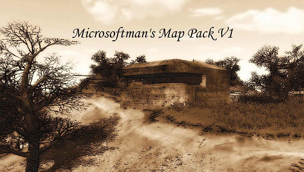 Microsoftman's Map Pack V1
