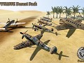 Luftwaffe desert skin pack by Bassmaniac