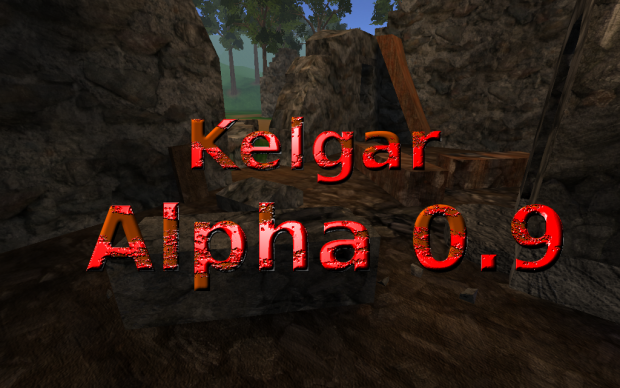 Kelgar Alpha 0.9 - November Release