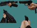 Zombie Panic Mini Russian Weapon Pack