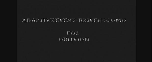 Adaptive Event-Driven Slomo 1.1