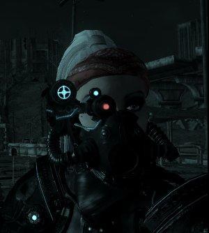 Ninja Cyber Mask