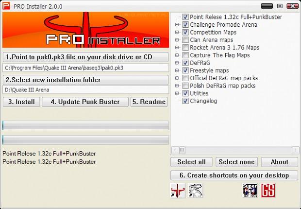 Q3 Pro Installer 2.0.5