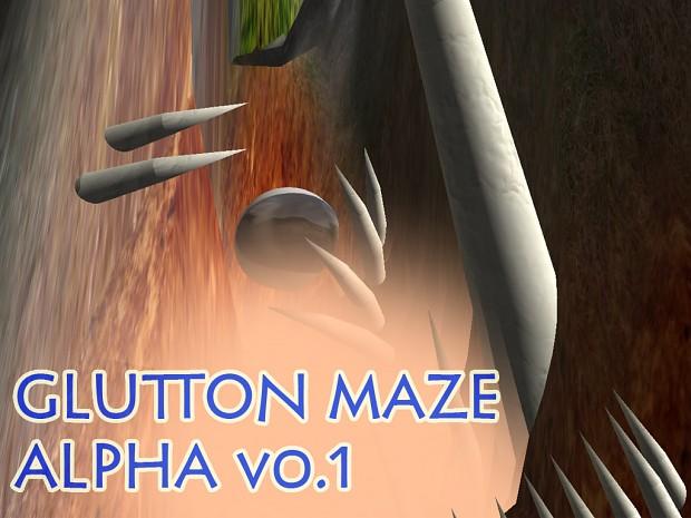Glutton Maze v0.1