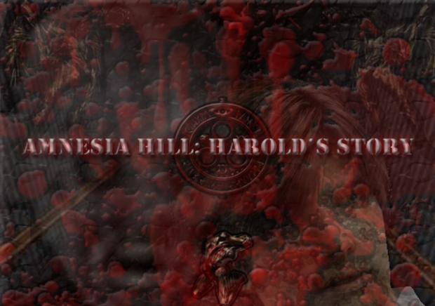 Amnesia Hill 1: Harold's Story
