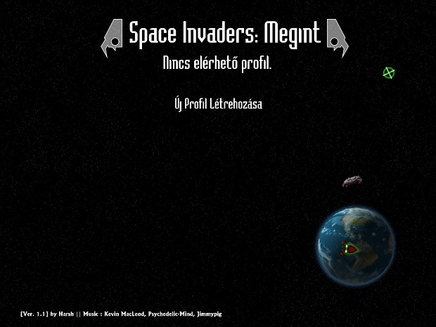 Space Invaders: Megint (Hungarian)