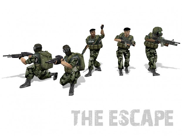 The Escape - full version