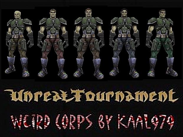 SoldierSkins WeirdCorps V41