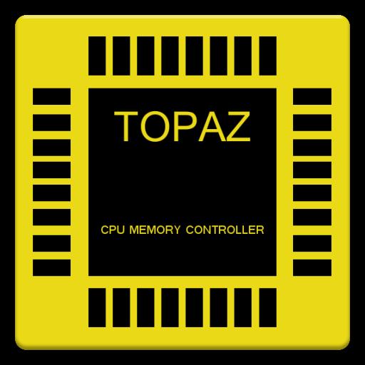 Topaz CPU MEM