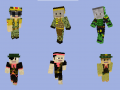 Minecraft - RA3 Paradox: Apocalypse Mini-Mod Skins