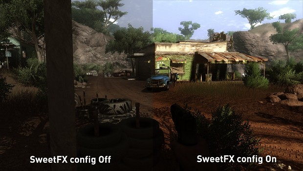 sproyd's SweetFX Graphical Enhancement Config v1.0