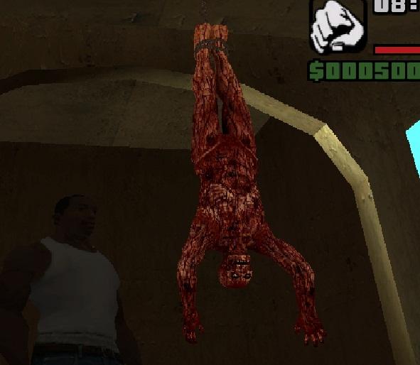 Predators(Dead Human)