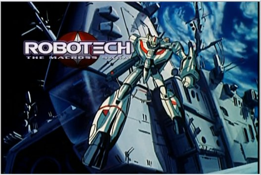 Robotech Announcer