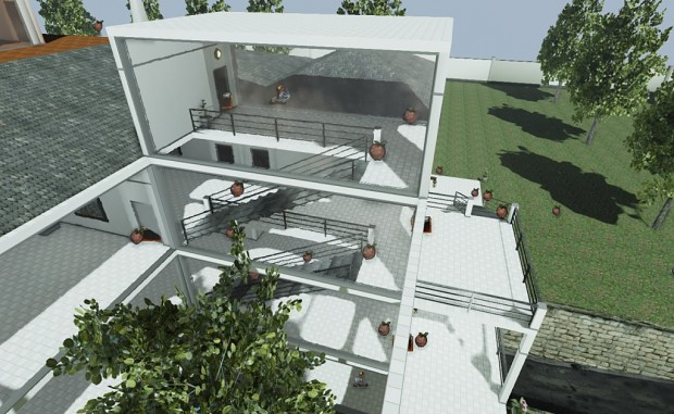 Portugal Holiday House V1.03