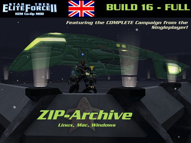 HZM Co-op Mod FULL Build 16 - ZIP English