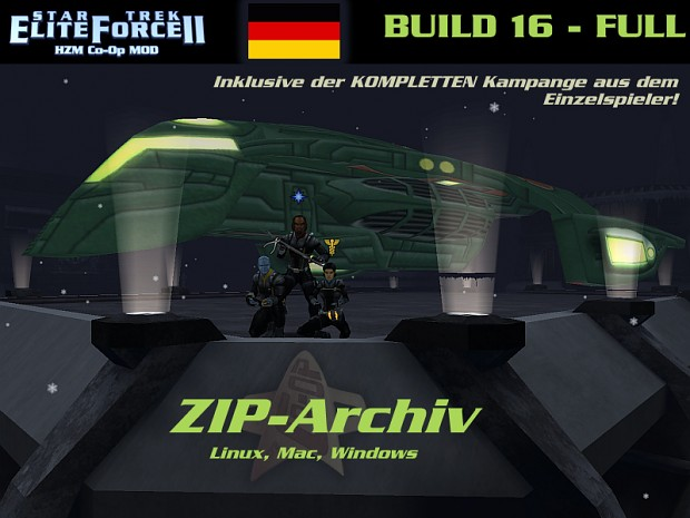 HZM Co-op Mod FULL Build 16 - ZIP German