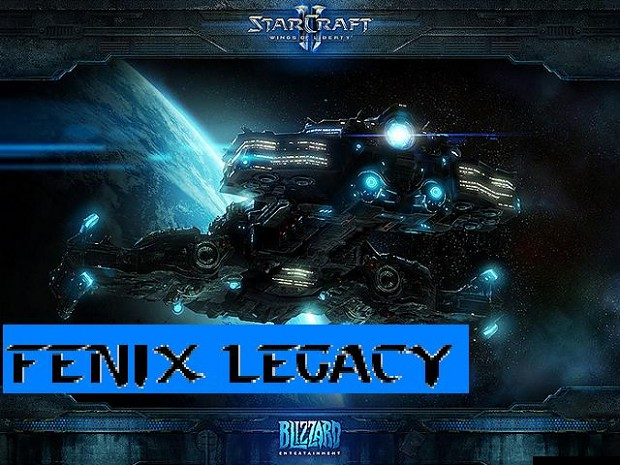 SC2 MOD Fenix Legacy v1.2