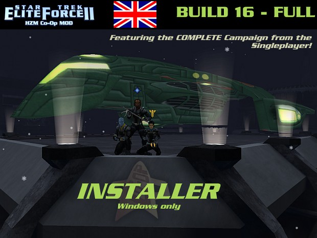 HZM Co-op Mod FULL Build 16 - INSTALLER English