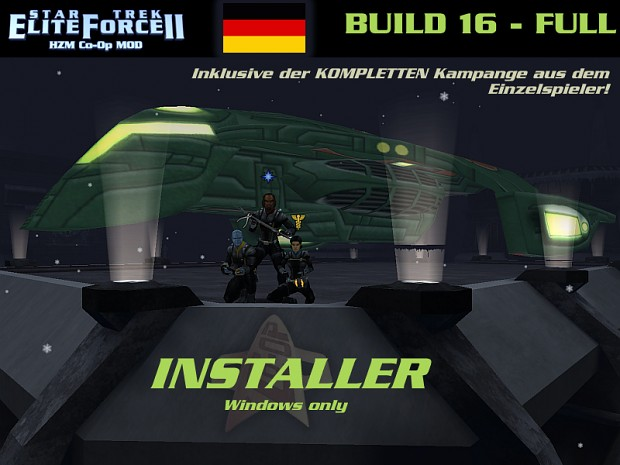 HZM Co-op Mod FULL Build 16 - INSTALLER German