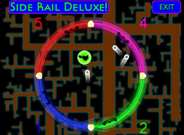 Side Rail Deluxe Alpha 1
