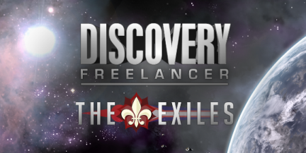 Discovery Freelancer 4.86: Exiles (OUTDATED)
