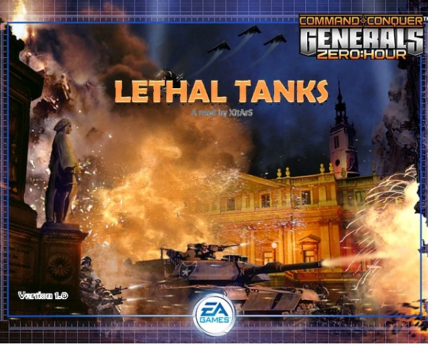 Lethal Tanks V1 non bigified (recommended)