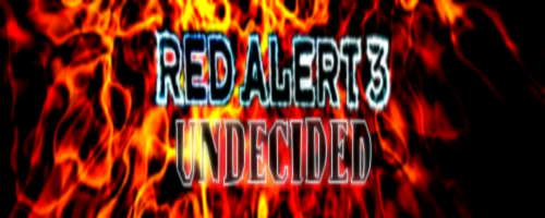 Red Alert 3 - Undecided 1.04