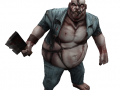 CSOL Heavy Host Zombie For OutBreak