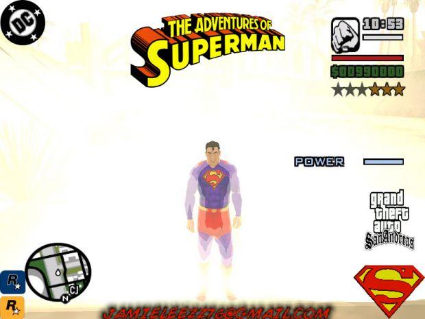SUPERMAN SA BETA v1.0