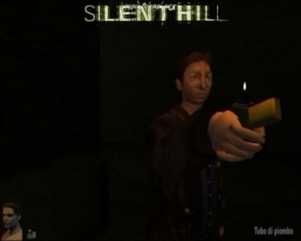Silent Hill Lighter (Zippo)