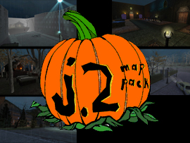 J2 Halloween 2006 Map Pack