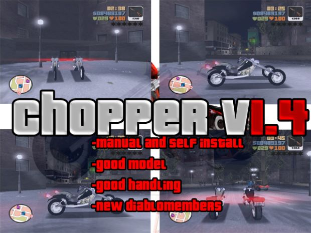 Chopper v1.4