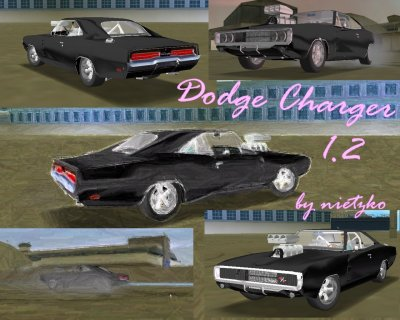 The Fast and The Furious '70 Dodge Charger R/T