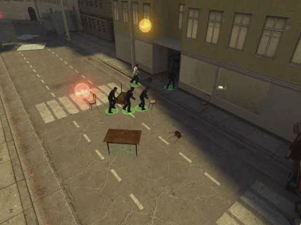 Zombie Master - Cafe Scene Trailer