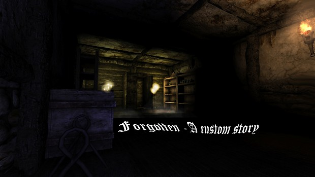 Forgotten -  A walkthrough