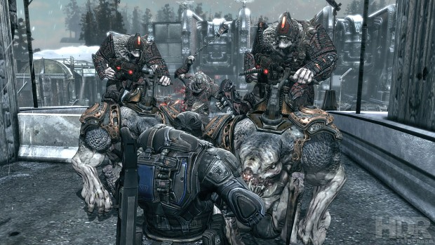 gears of war 2 enemy