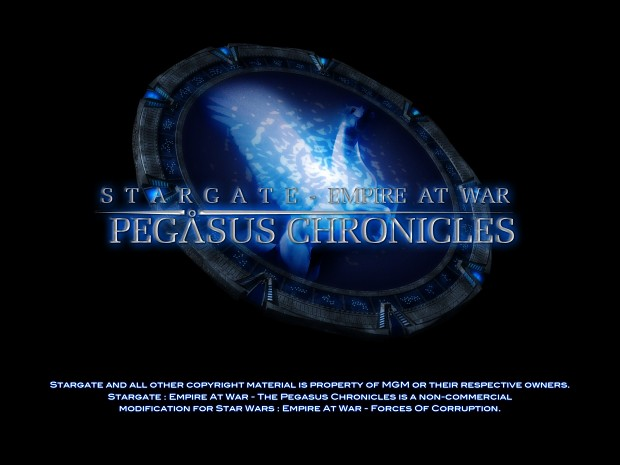 Stargate - Empire at War: Pegasus Chronicles [old]