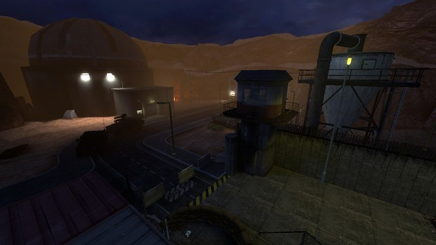 Black Mesa: Uplink - ZIP [2012 MOD version]