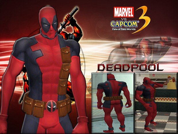 DEADPOOL BY CYRAX