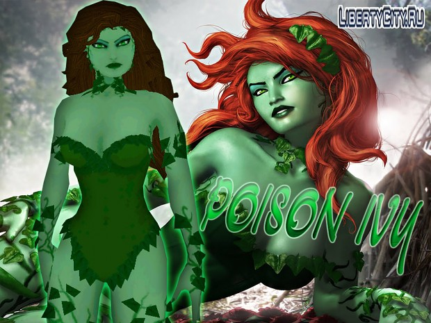 POISON IVY BY CYRAX
